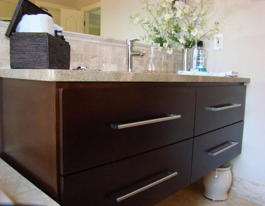 Refacing Bathroom Cabinets Cost