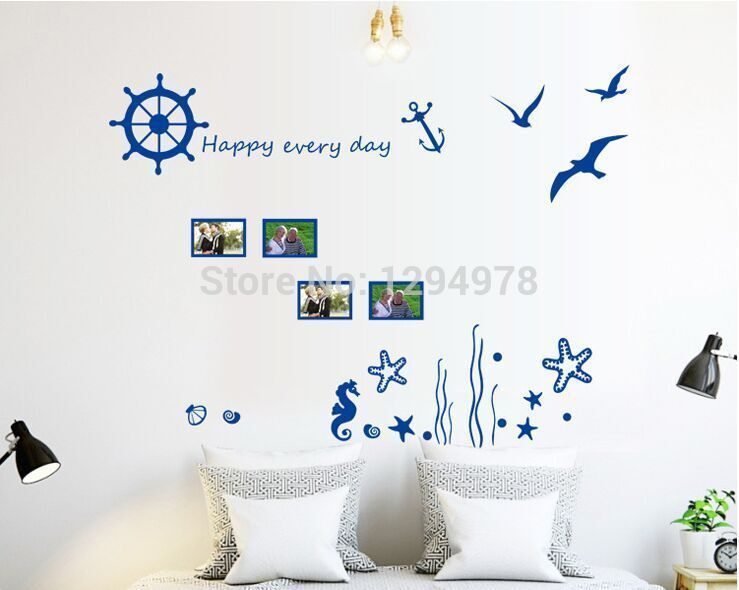 Removable Wall Decal Frames
