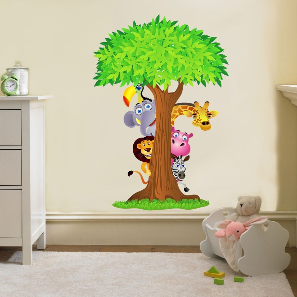 Removable Wall Decals Nursery