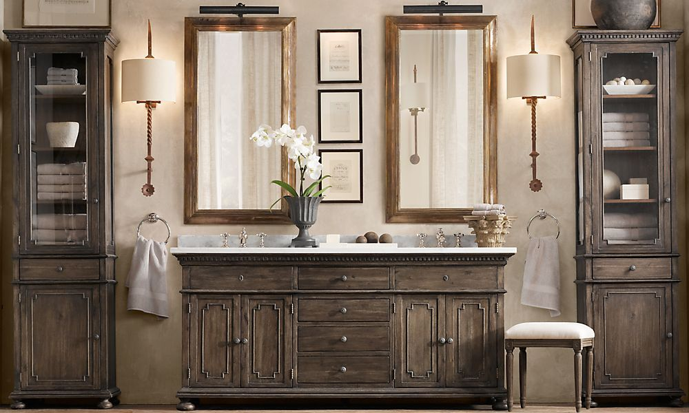 Restoration Hardware Bathroom Mirrors
