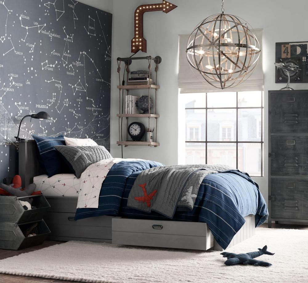 Restoration Hardware Kids Bedding