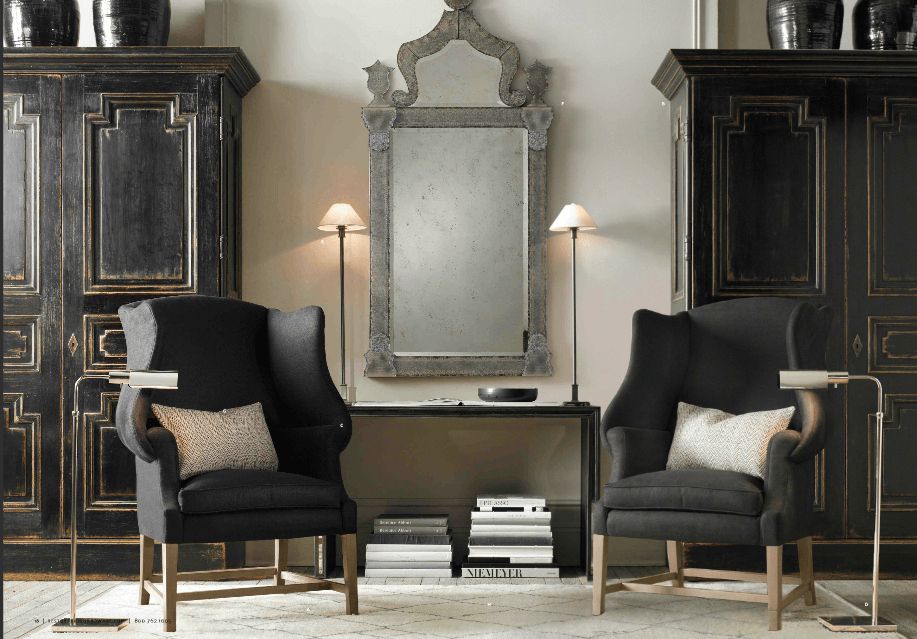 Restoration Hardware Office Chair