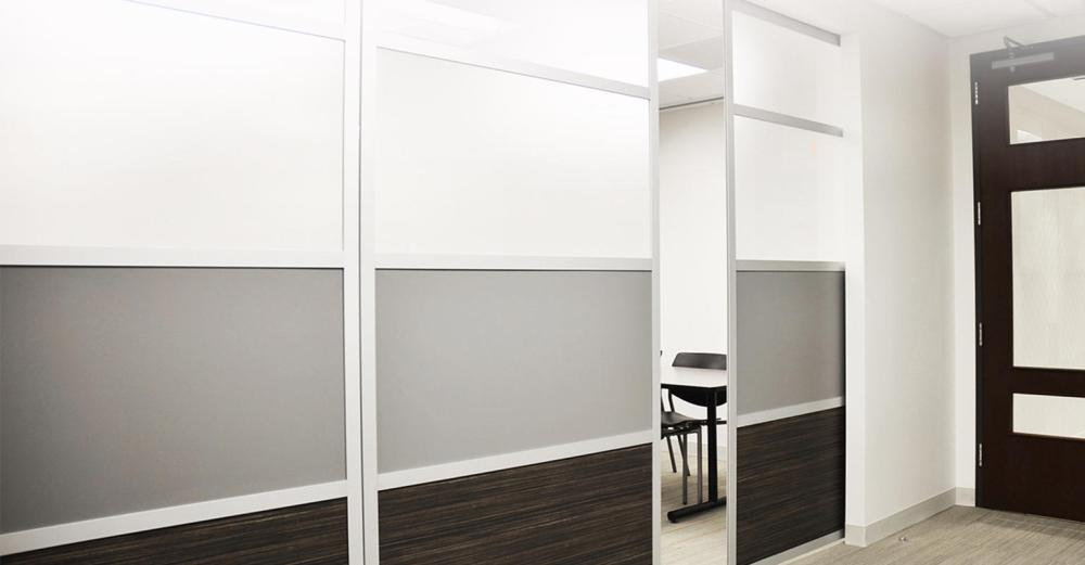 Retractable Room Divider