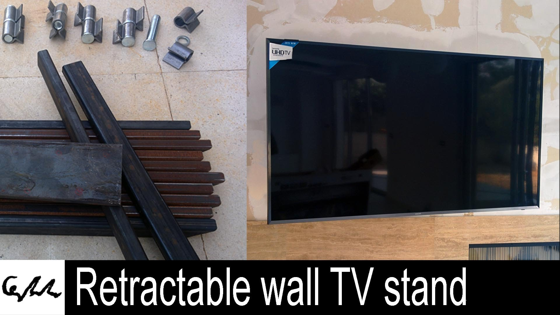 Retractable Tv Stand