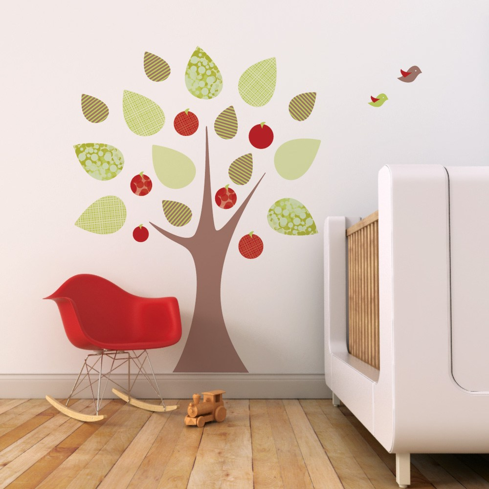 Reusable Wall Decals