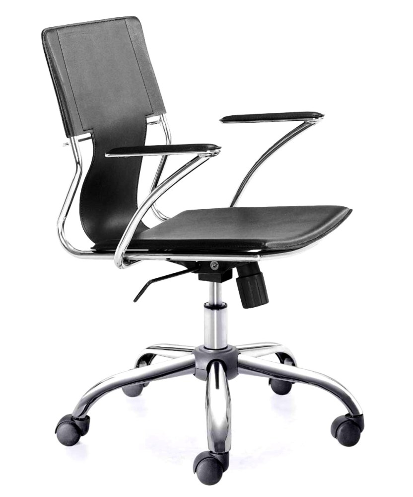 Rolling Office Chair Without Arms