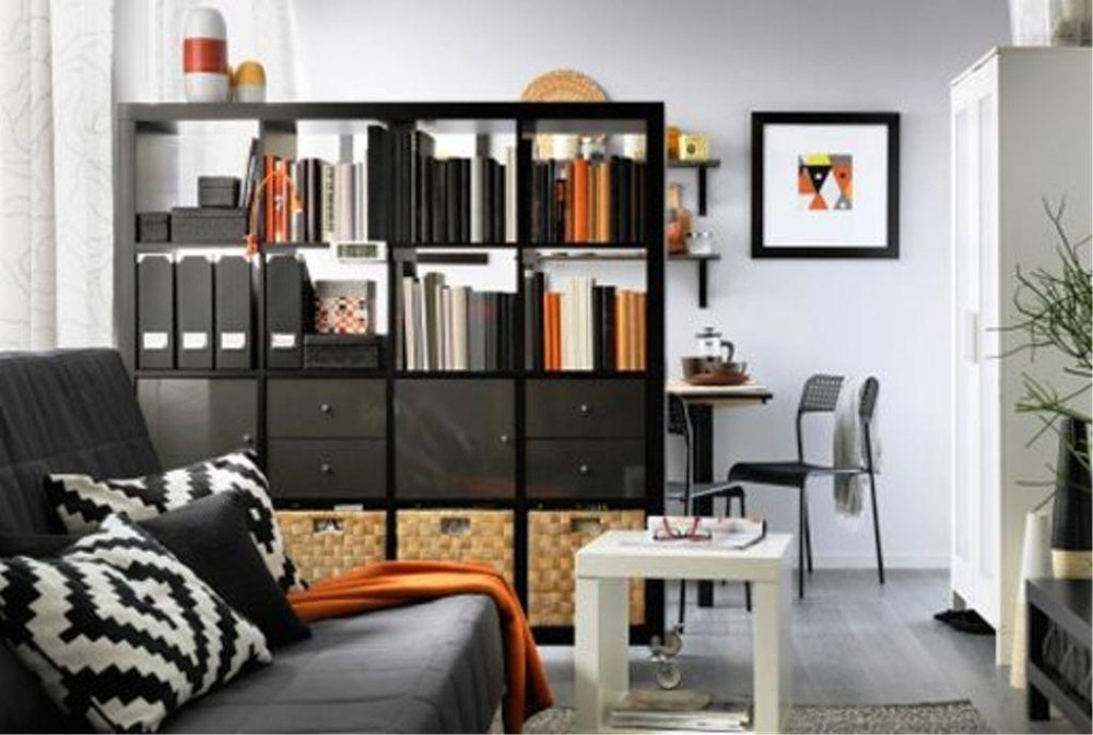 Room Divider Bookcase Ikea