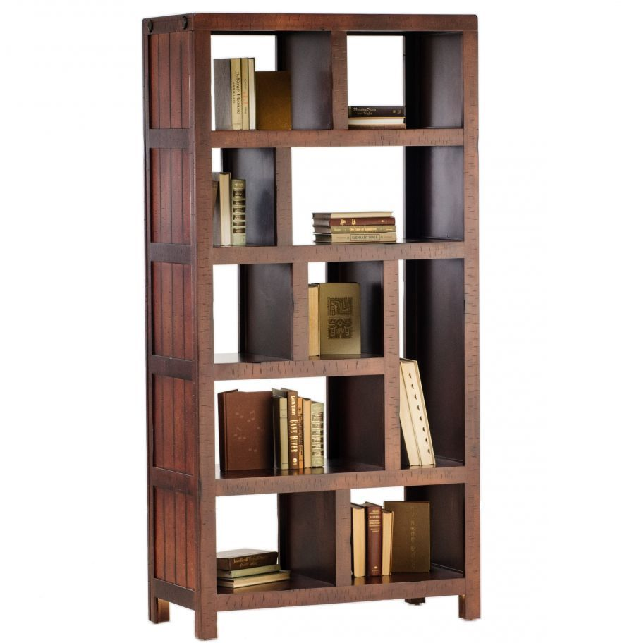 Room Divider Shelves Oak