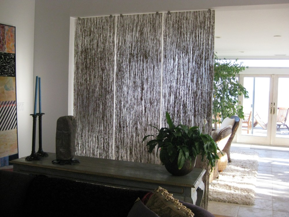 Room Dividers Curtains Track