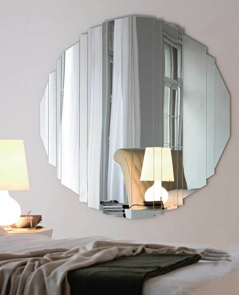 Round Bathroom Wall Mirrors