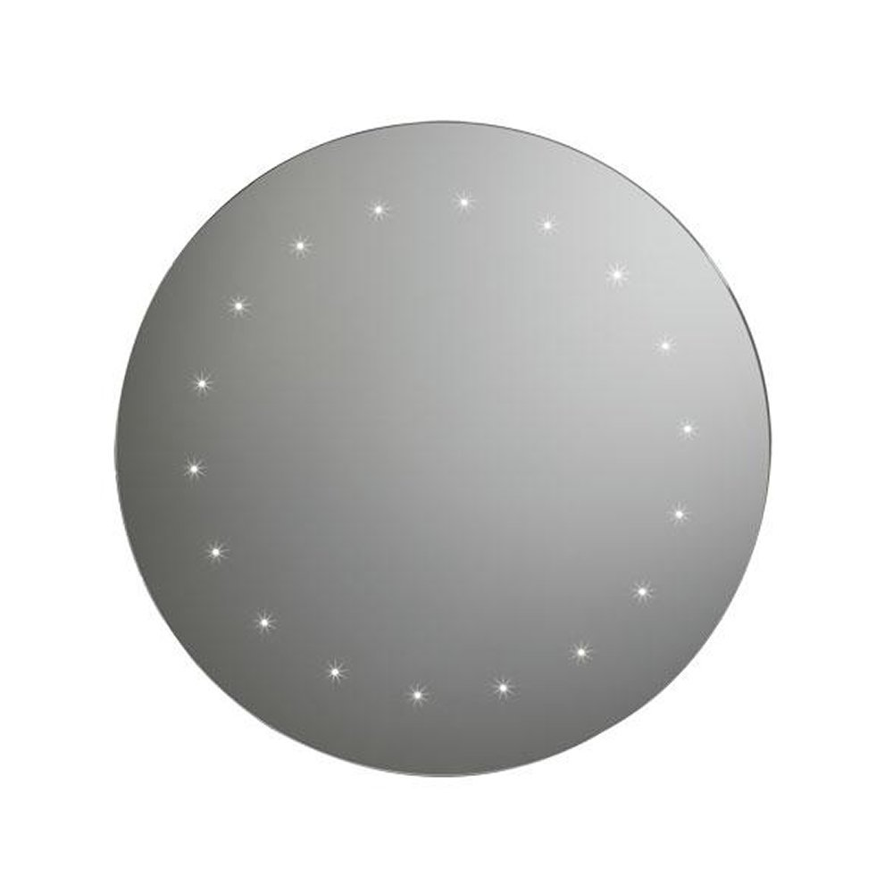 Round Led Bathroom Mirrors