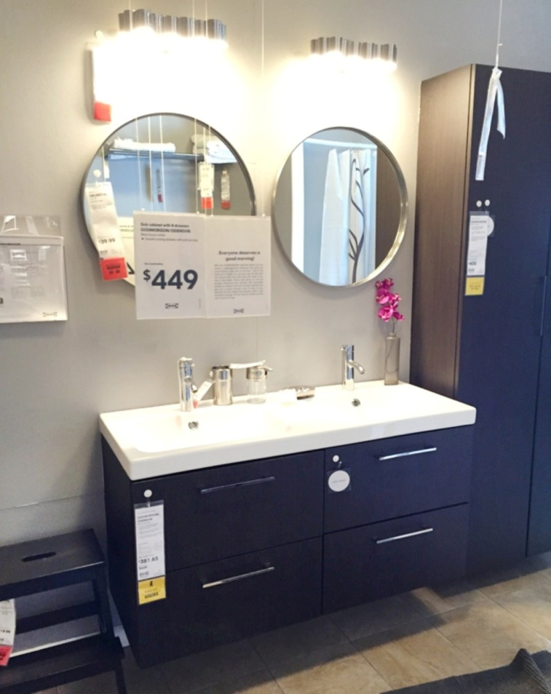 Round Mirror Bathroom Ideas