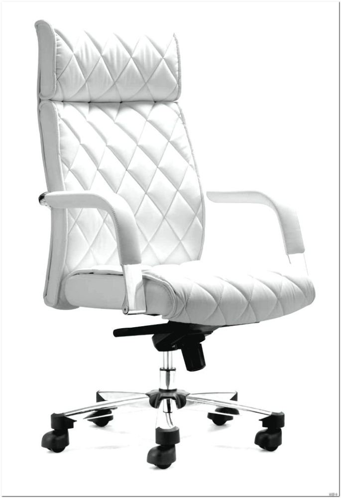 Round Swivel Office Chair