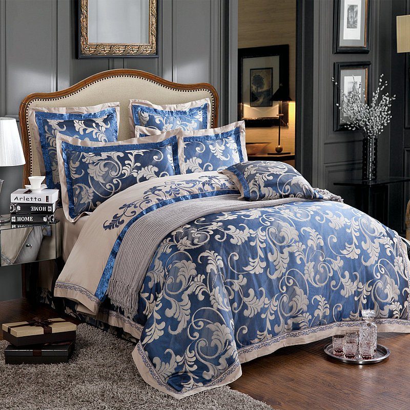 Royal Blue Comforter Sets
