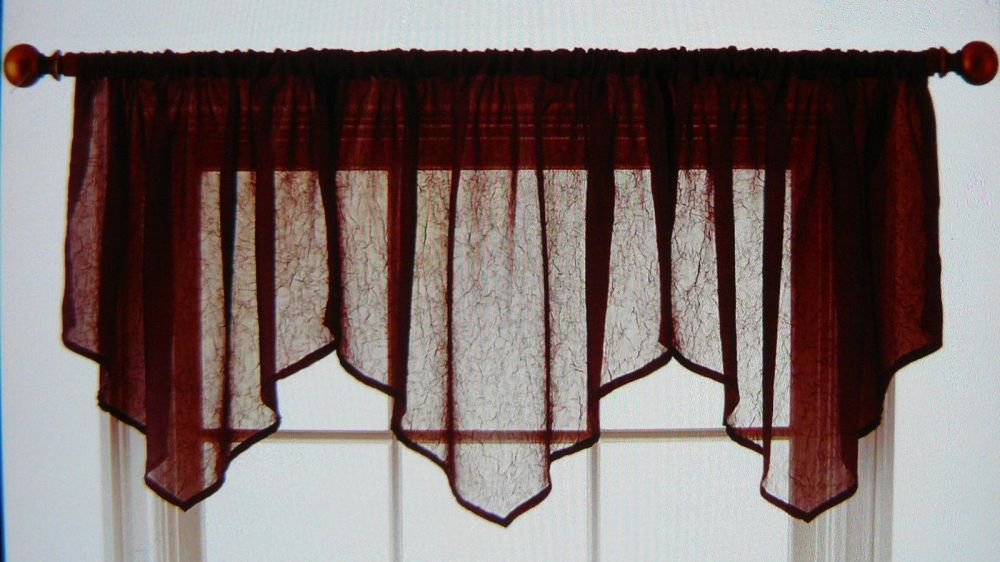 Royal Velvet Valances