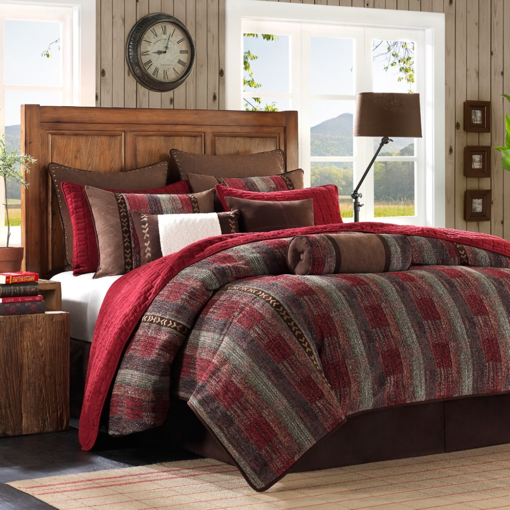 Rustic Bedroom Comforter Sets