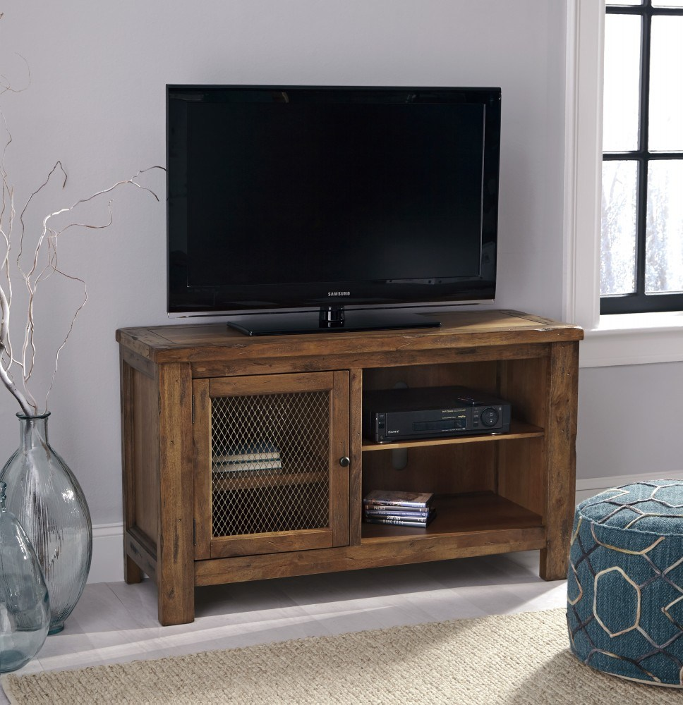 Rustic Brown Tv Stand