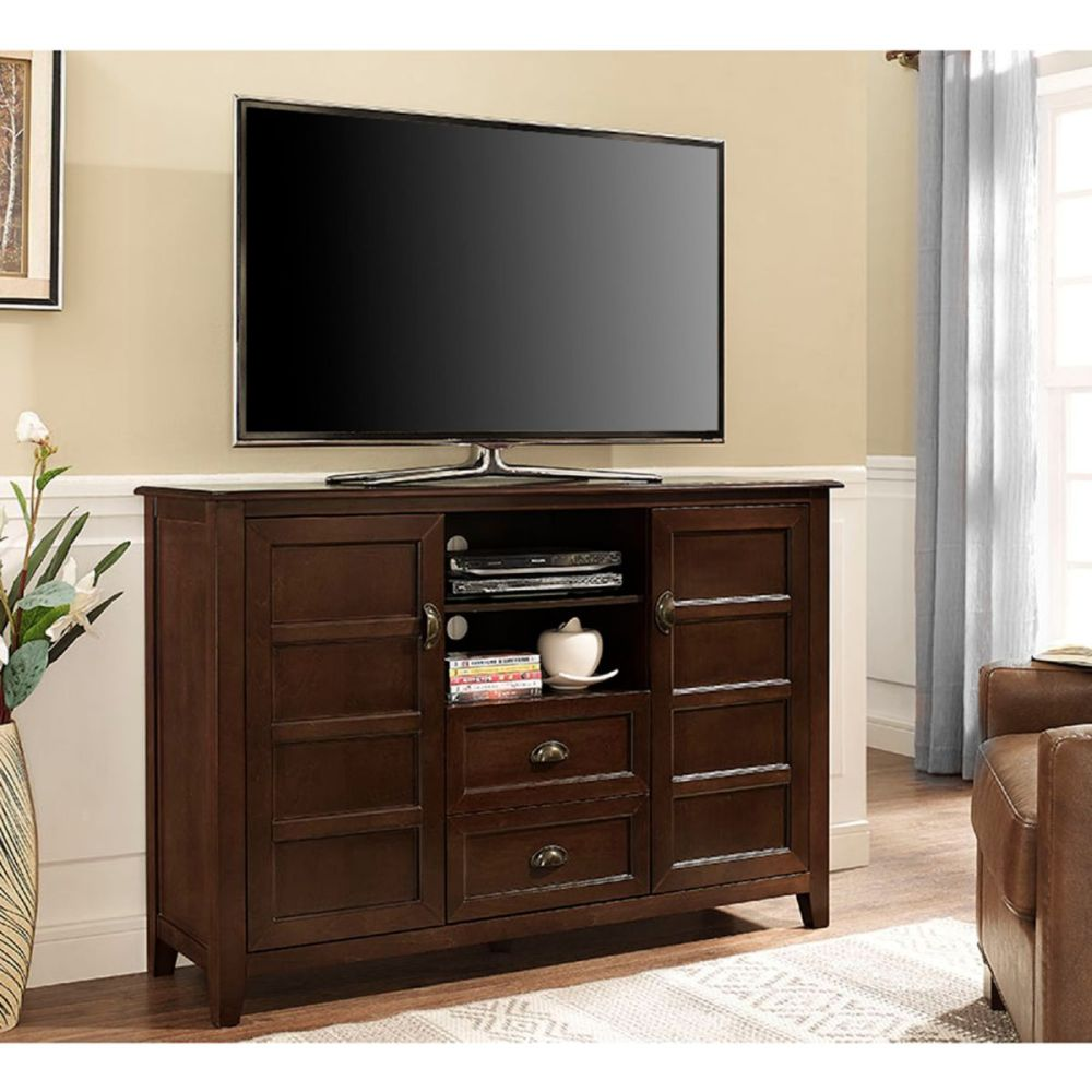 Rustic Chic Tv Stand