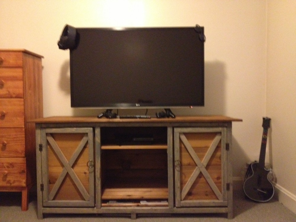 Rustic Tv Stands Diy