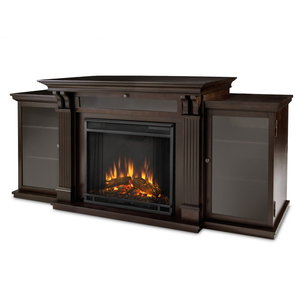 Rustic Tv Stands With Fireplace