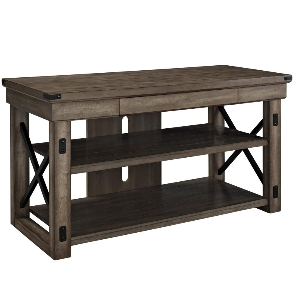 Rustic Wood Tv Stands