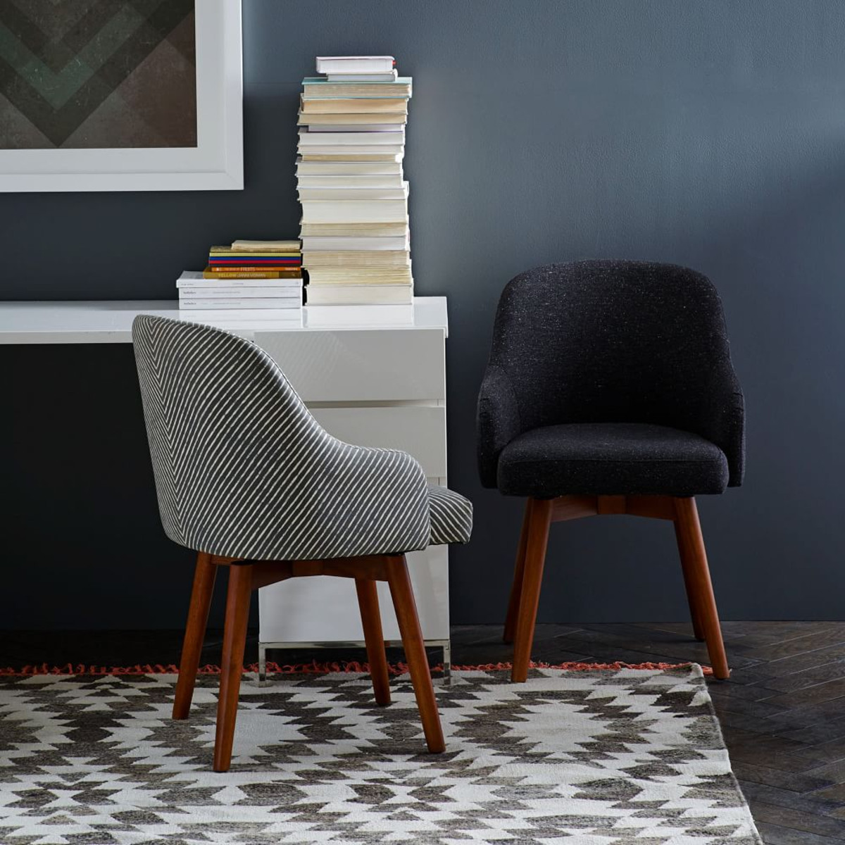 Saddle Office Chair West Elm