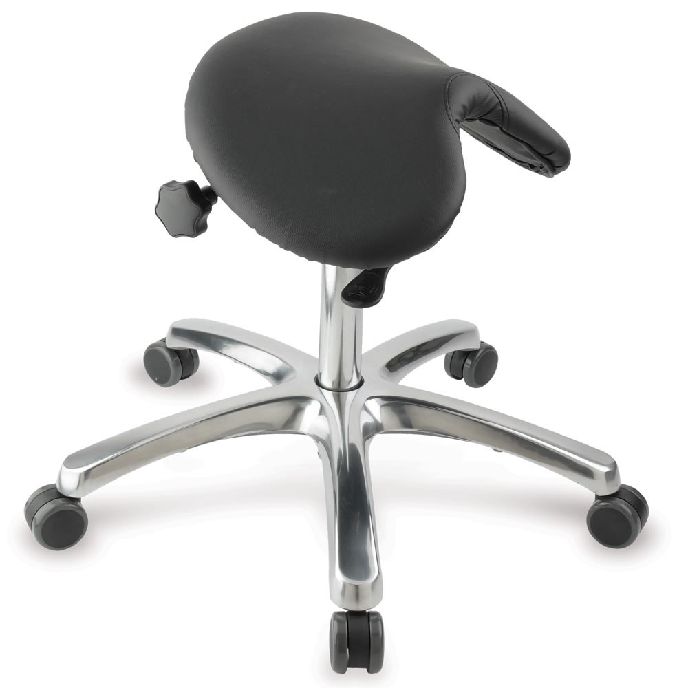 Saddle Seat Office Chair