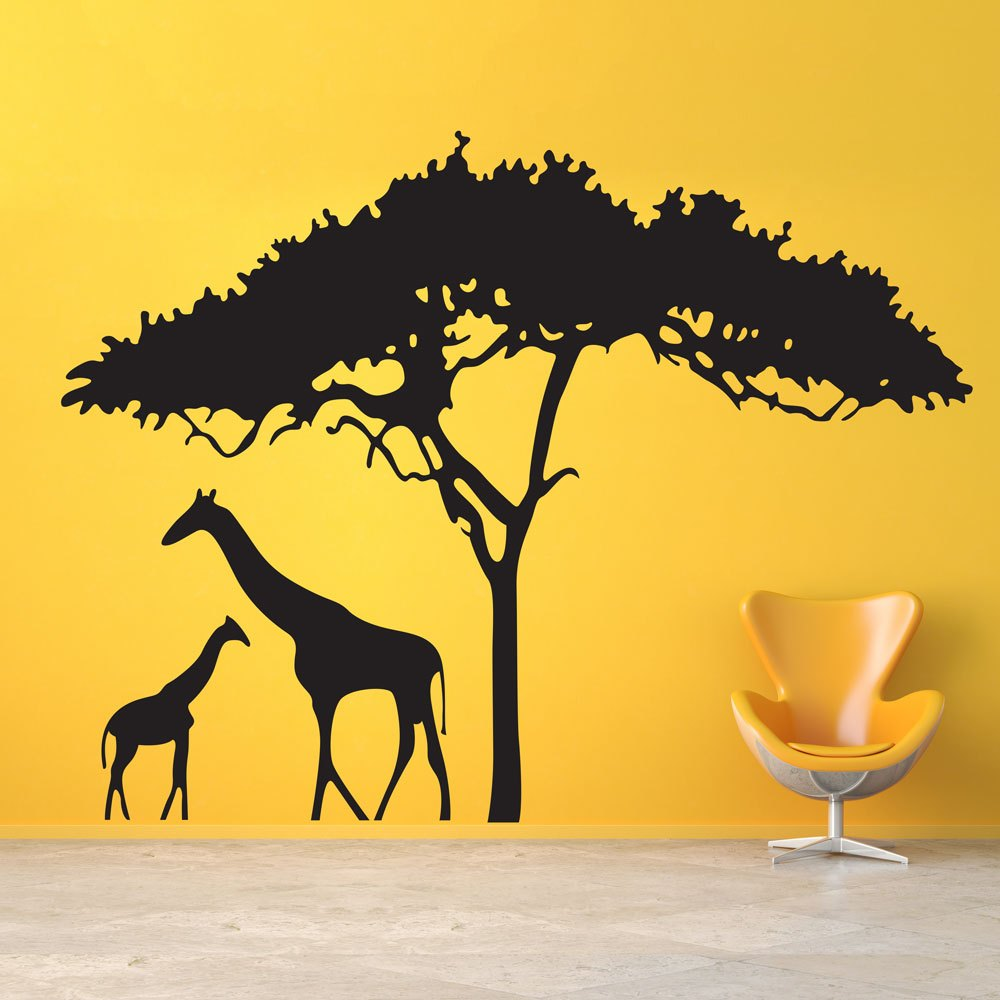 Safari Wall Decals