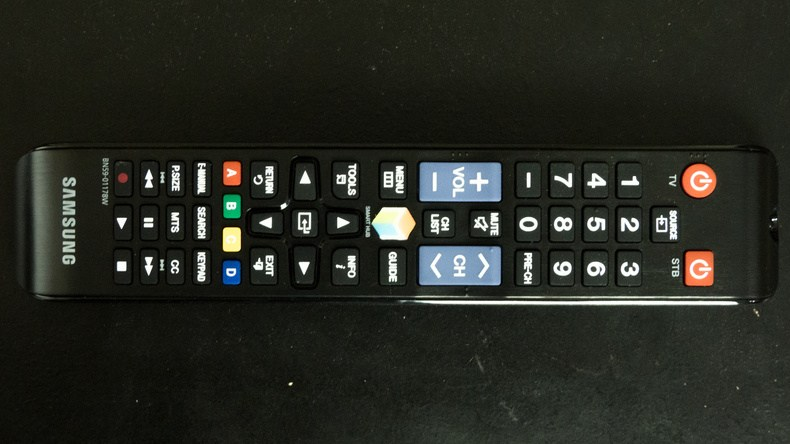 Samsung Smart Tv Standby Mode