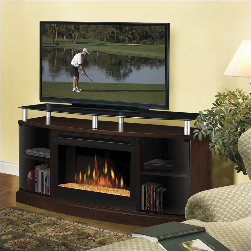 Sears Fireplace Tv Stand