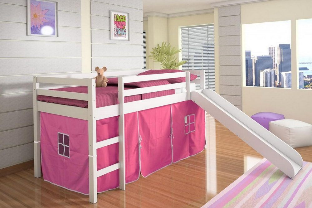 Semi Truck Bunk Bed For Kids