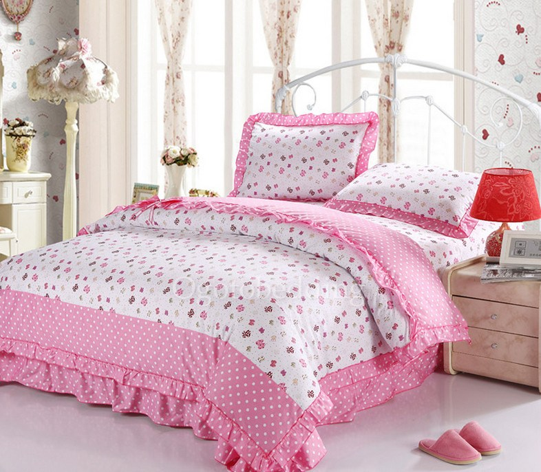 Shabby Chic Comforter Sets King