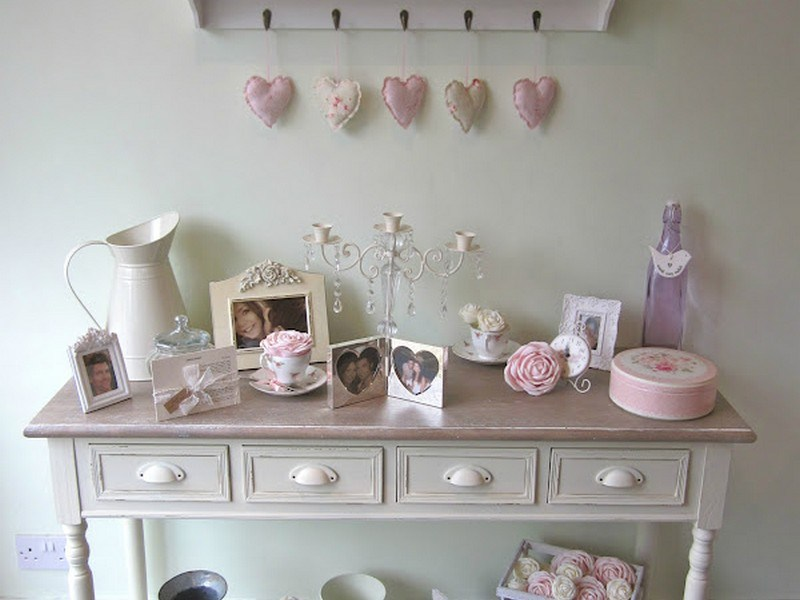 Shabby Chic Tv Stand Ideas