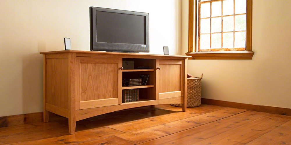 Shaker Tv Stand Plans