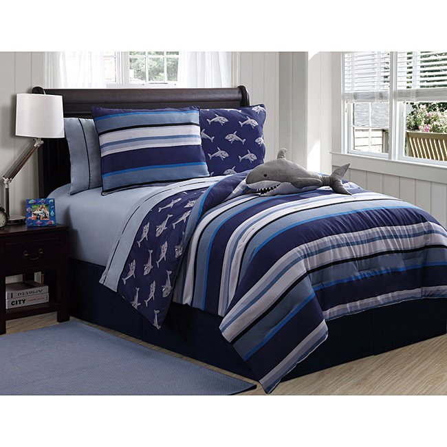 Shark Comforter Set Full