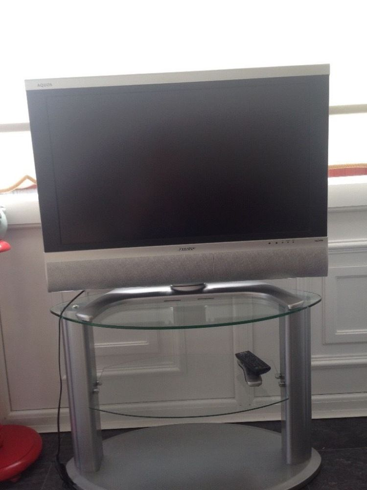 Sharp Aquos Tv Stand For Sale