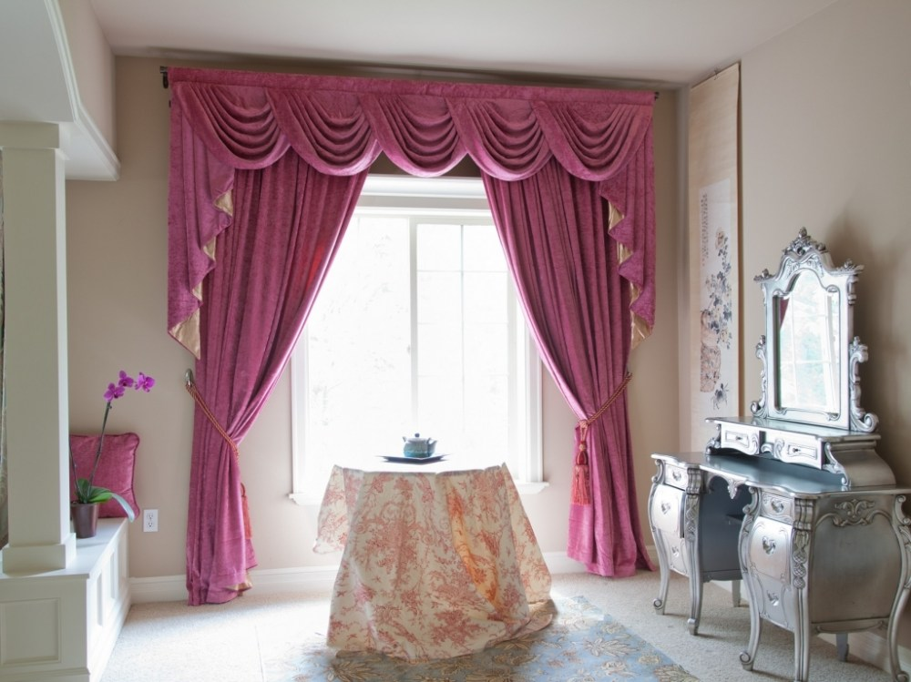 Shower Curtain Valance Designs