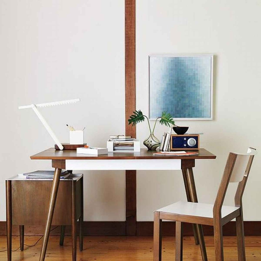 Simple Office Wooden Chairs