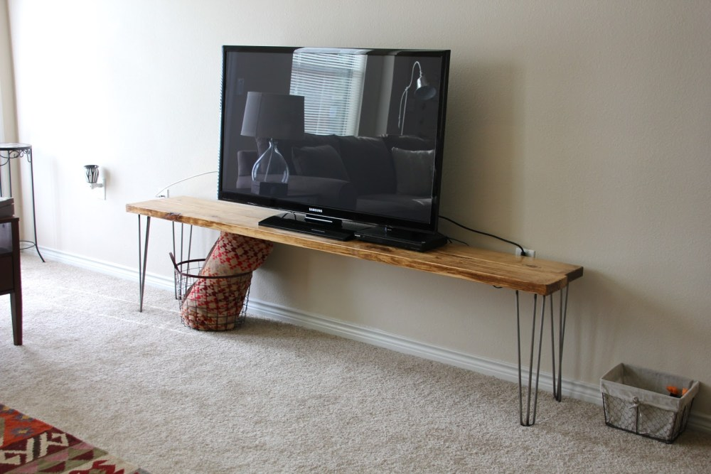 Simple Tv Stand Diy