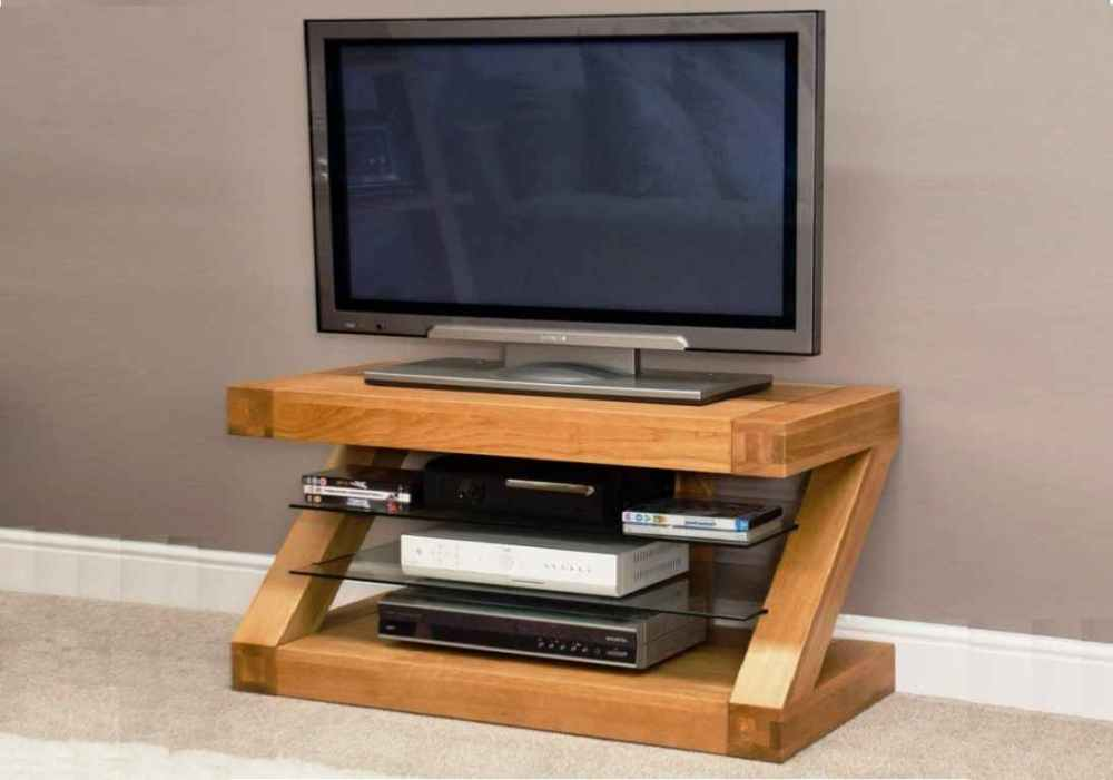Simple Wooden Tv Stand