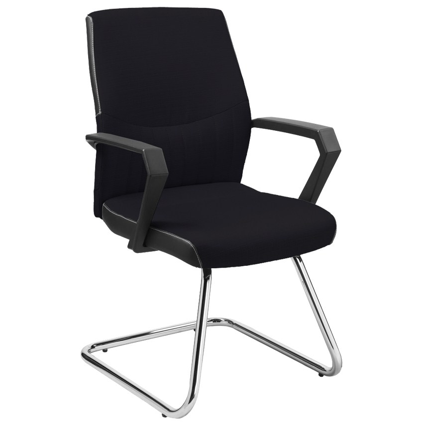 Sled Base Office Chair
