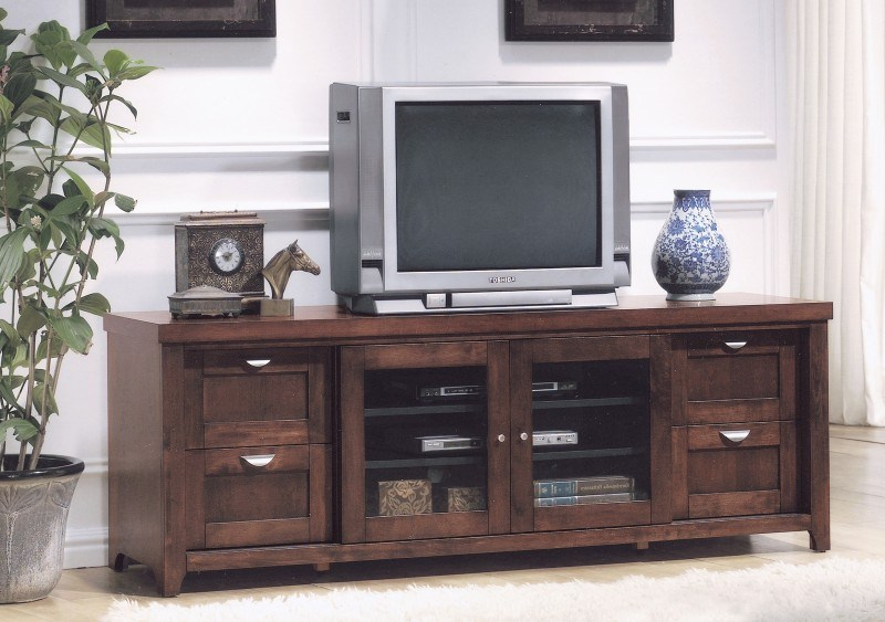 Sliding Door Tv Stand