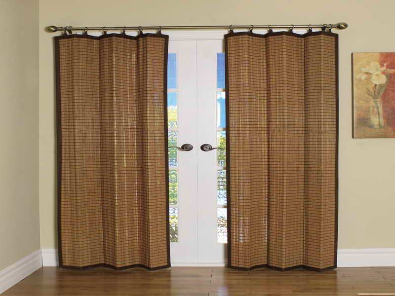 Sliding Door Valance Ideas