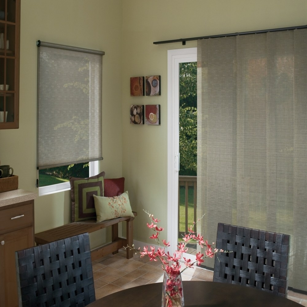 Sliding Patio Door Valance