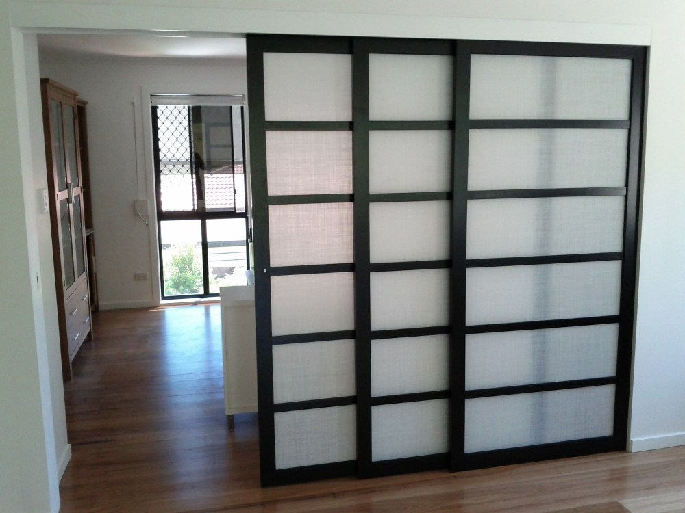 Sliding Room Divider Panels