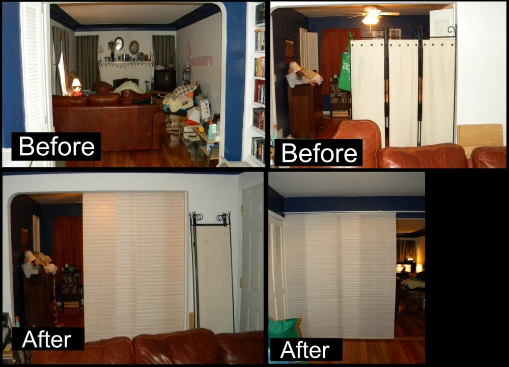 Sliding Screen Room Dividers