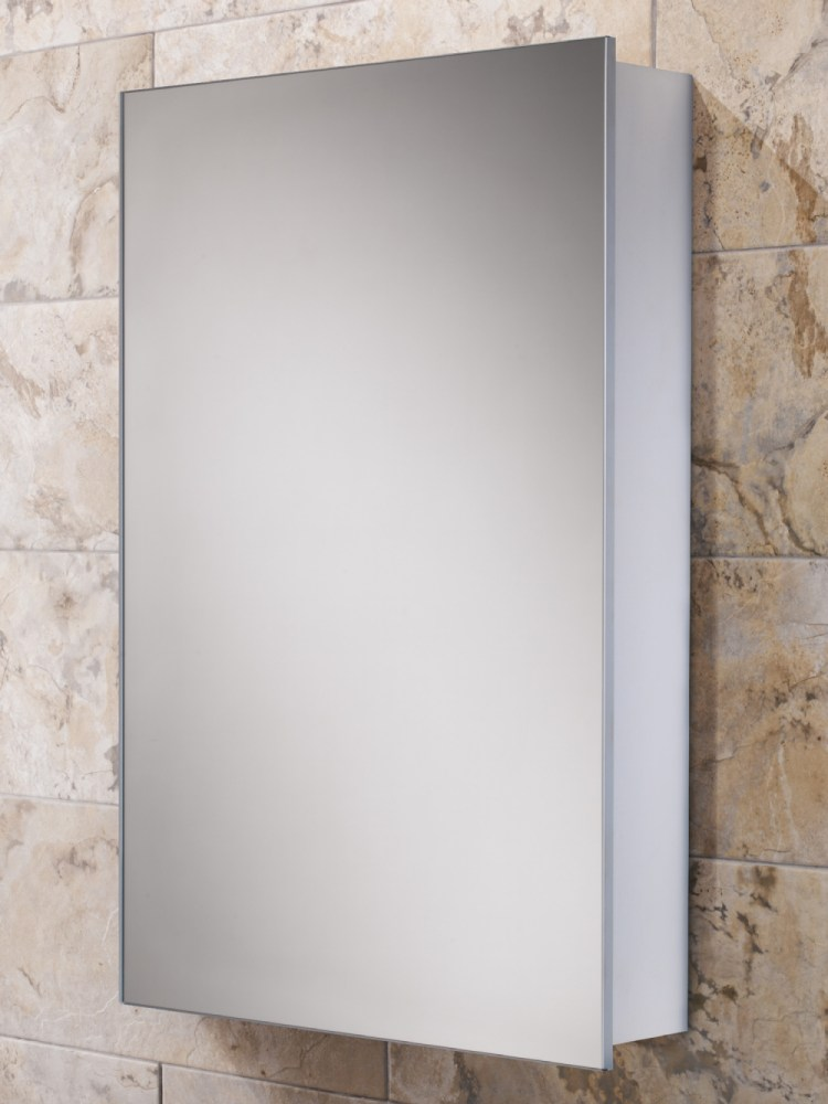 Slimline Mirrored Bathroom Cabinets