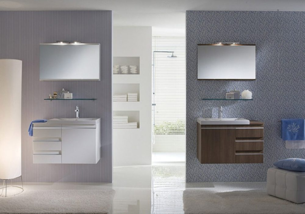 Small Bathroom Cabinet Designs
