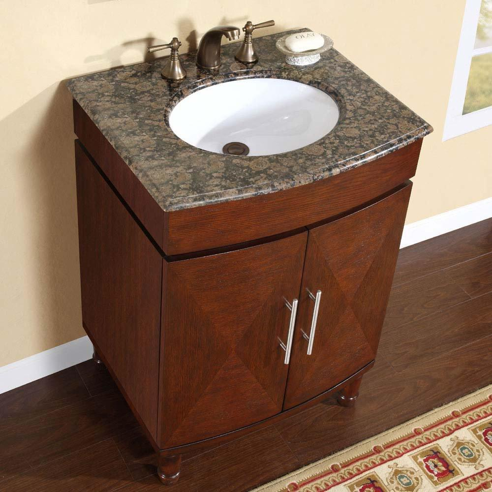 Small Bathroom Cabinet With Sink