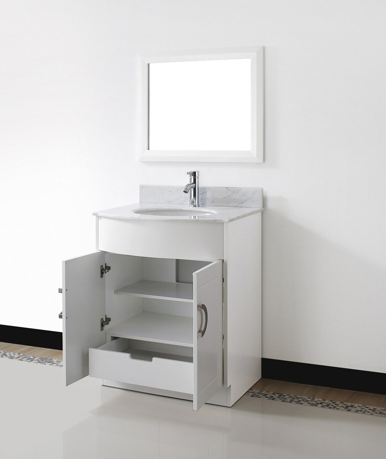 Small Bathroom Sink With Cabinet